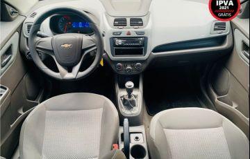 Chevrolet Cobalt 1.4 MPFi LT 8V Flex 4p Manual - Foto #2
