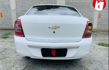 Chevrolet Cobalt 1.4 MPFi LT 8V Flex 4p Manual - Foto #3
