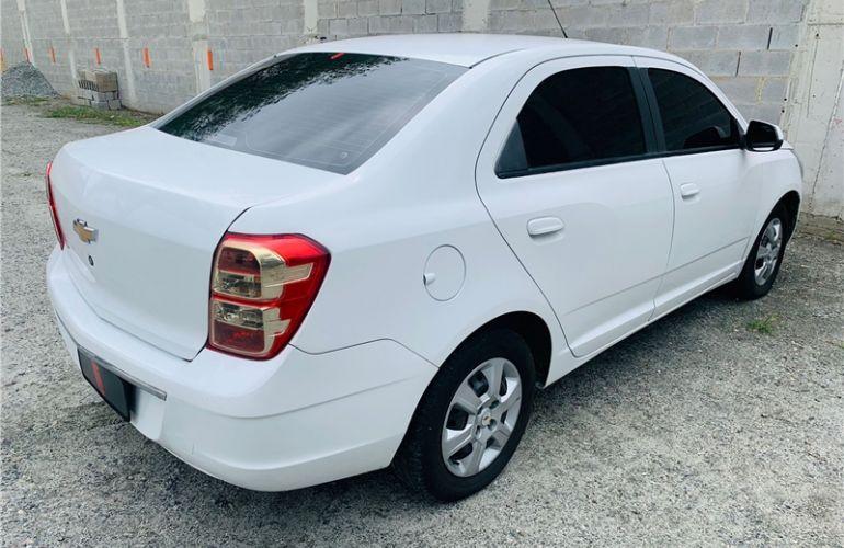 Chevrolet Cobalt 1.4 MPFi LT 8V Flex 4p Manual - Foto #4