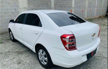 Chevrolet Cobalt 1.4 MPFi LT 8V Flex 4p Manual - Foto #5