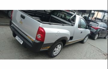 Chevrolet Montana 1.4 Econoflex LS - Foto #2