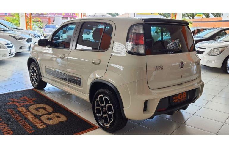 Fiat Uno Sporting 1.4 8V Dualogic (Flex) - Foto #7