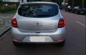 Renault Sandero Dynamique 1.6 8V (Flex) - Foto #4