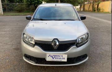 Renault Sandero Authentique 1.0 12V SCe (Flex) - Foto #2