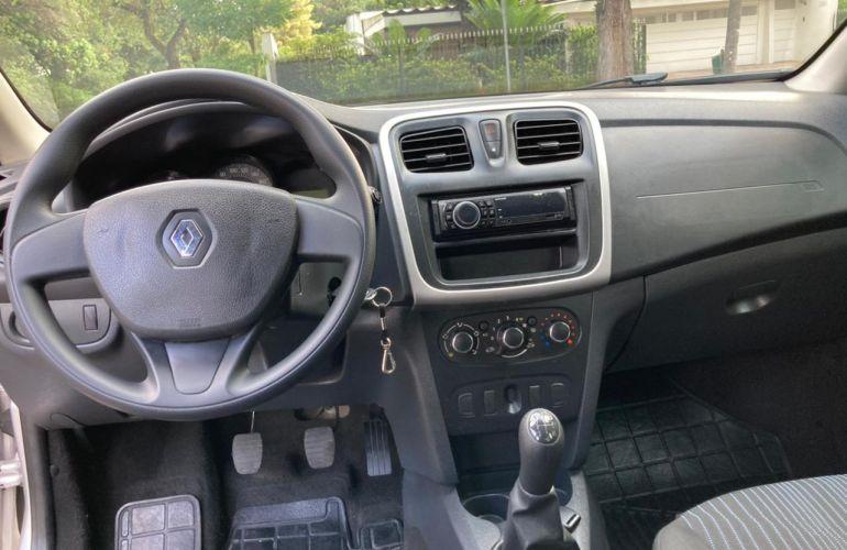 Renault Sandero Authentique 1.0 12V SCe (Flex) - Foto #8