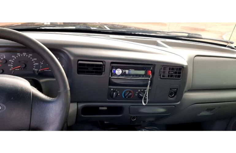 Ford F250 XLT 4.2 Turbo (Cab Simples) - Foto #8