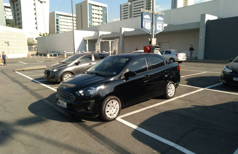 Ford Ka Sedan SE Plus 1.0 (Flex) - Foto #1
