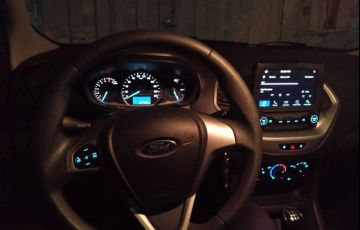 Ford Ka Sedan SE Plus 1.0 (Flex) - Foto #3