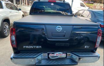 Nissan Frontier 2.5 TD CD 4x2 SV Attack - Foto #2