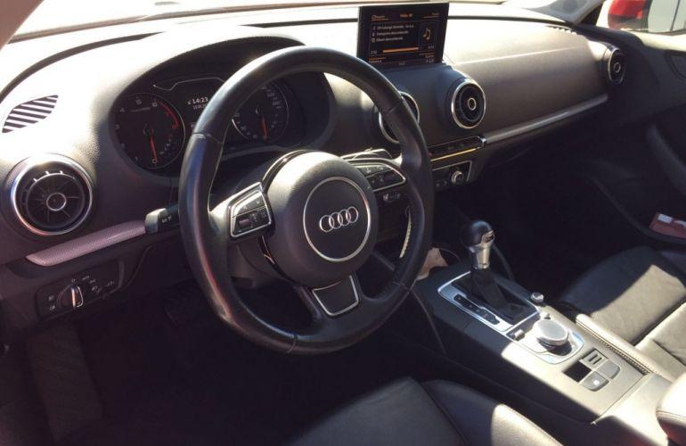 Audi A3 Sedan 1.8 TFSI S Tronic - Foto #4
