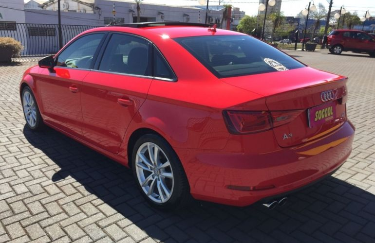Audi A3 Sedan 1.8 TFSI S Tronic - Foto #10