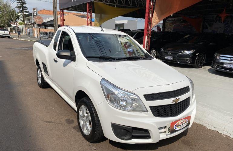 Chevrolet Montana 1.4 Econoflex LS - Foto #3
