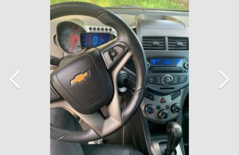 Chevrolet Sonic Hatch LT 1.6 (Aut) - Foto #2