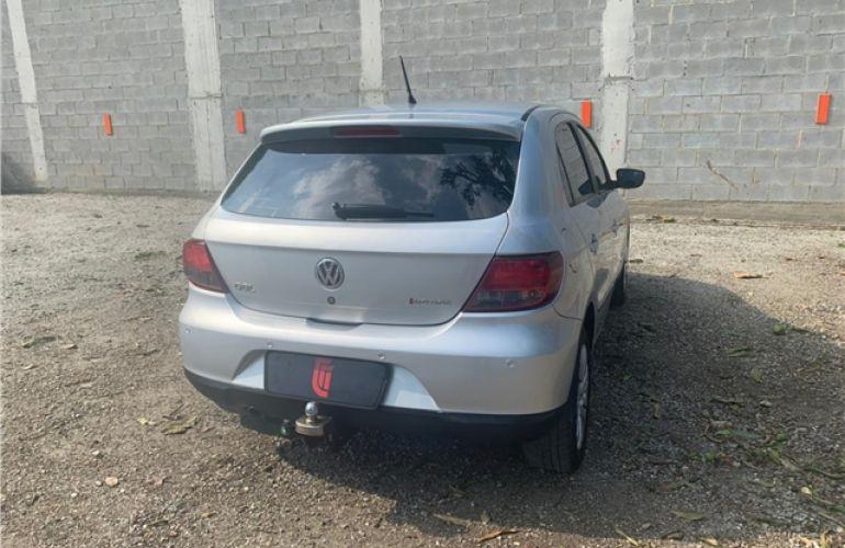 Volkswagen Gol 1.6 Mi Power I-motion 8V Flex 4p Automatizado G.v - Foto #6