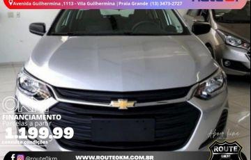 Chevrolet Onix 1.0 LT - Foto #5