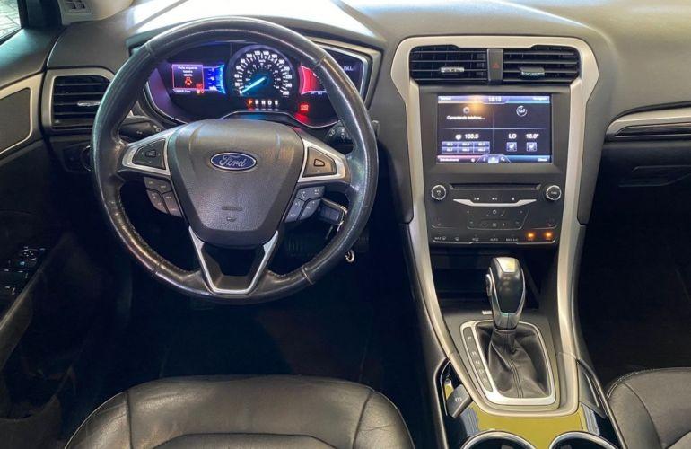 Ford Fusion 2.5 SE iVCT (Flex) (Aut) - Foto #7