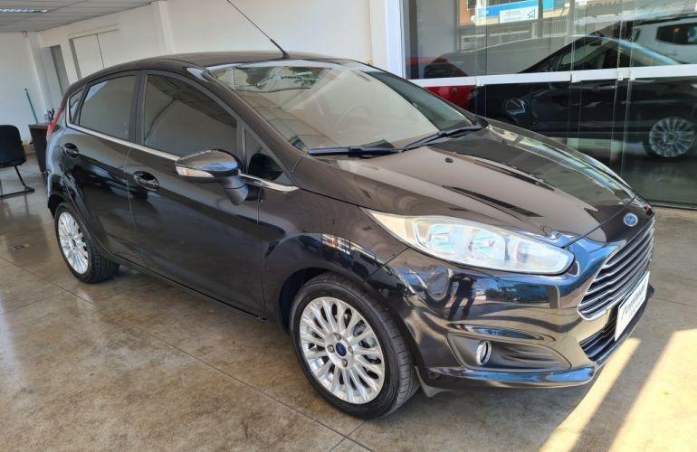 Ford New Fiesta Titanium 1.6 16V (Aut) - Foto #1