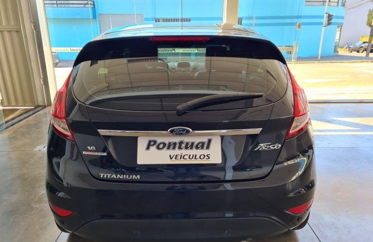Ford New Fiesta Titanium 1.6 16V (Aut) - Foto #3