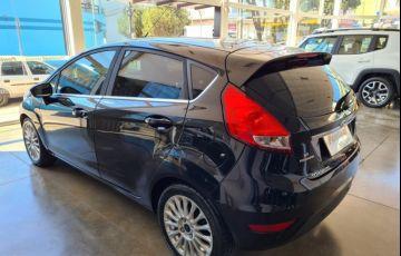 Ford New Fiesta Titanium 1.6 16V (Aut) - Foto #4