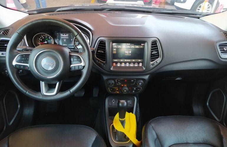 Jeep Compass 2.0 Longitude (Aut) (Flex) - Foto #9