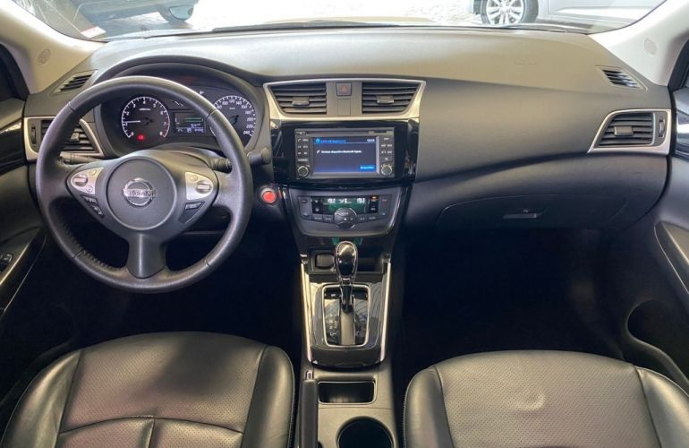 Nissan Sentra SV 2.0 16V CVT (Aut) (Flex) - Foto #7
