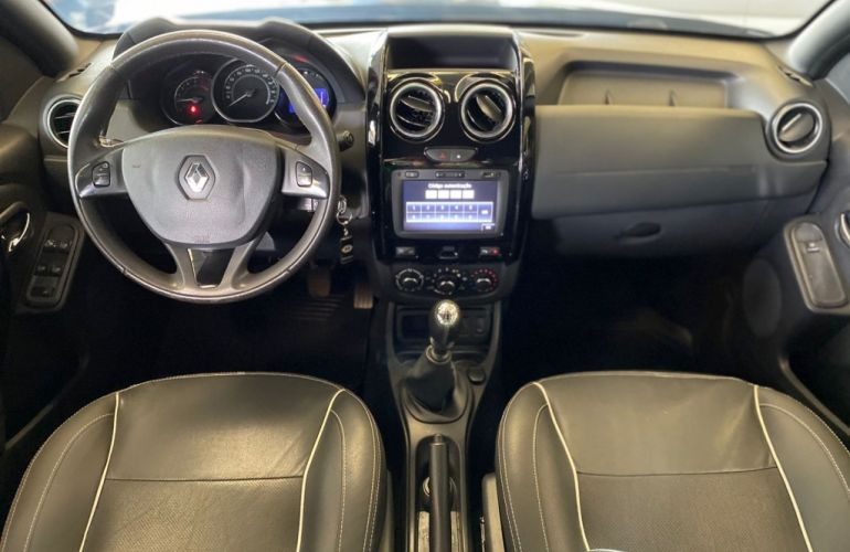 Renault Duster Oroch 2.0 16V Dynamique (Flex) - Foto #7