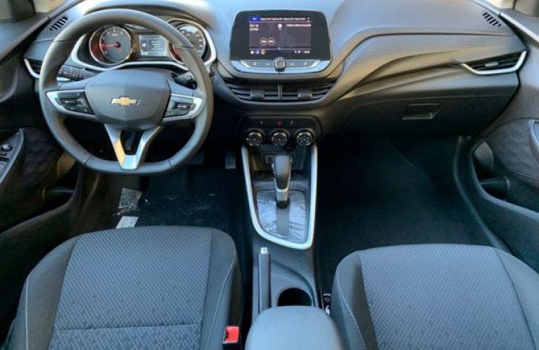 Chevrolet Onix LTZ 1.0 Turbo - Foto #4