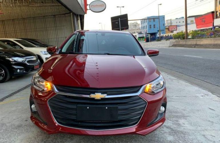 Chevrolet Onix LTZ 1.0 Turbo - Foto #5