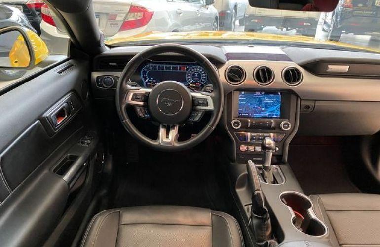 Ford Mustang GT 5.0 V8 - Foto #4