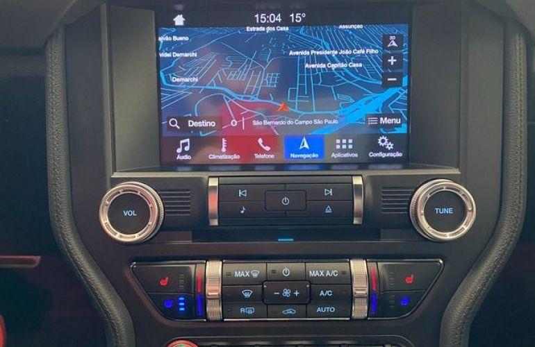 Ford Mustang GT 5.0 V8 - Foto #5
