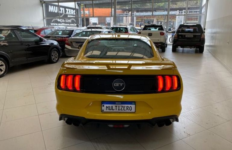 Ford Mustang GT 5.0 V8 - Foto #8