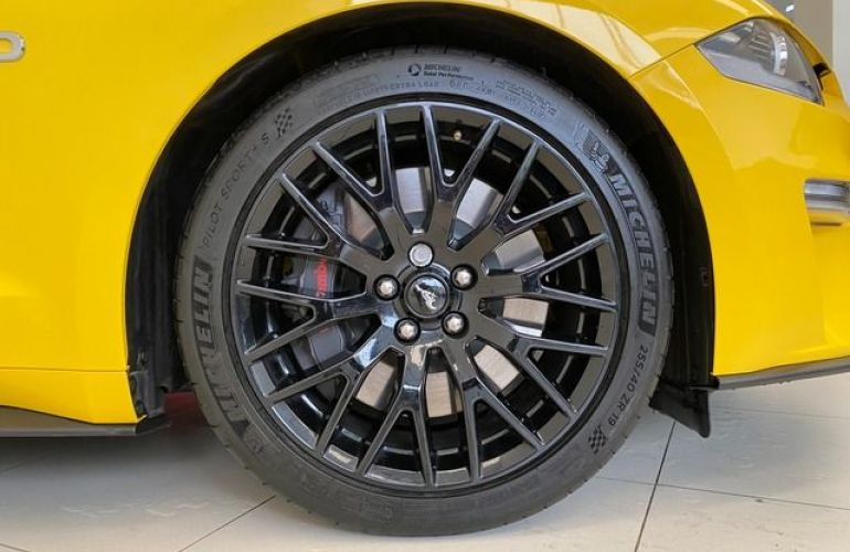 Ford Mustang GT 5.0 V8 - Foto #10