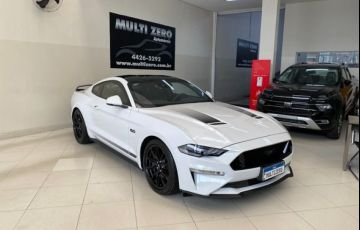 Ford Mustang Black Shadow Selectshift 5.0 V8