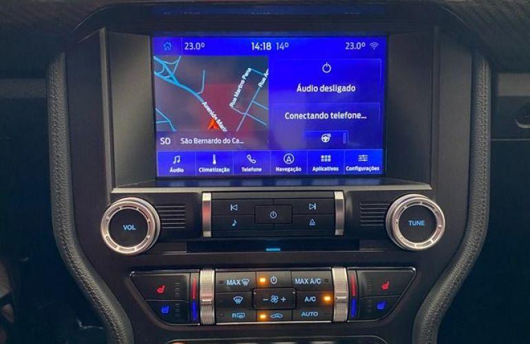 Ford Mustang Black Shadow Selectshift 5.0 V8 - Foto #5