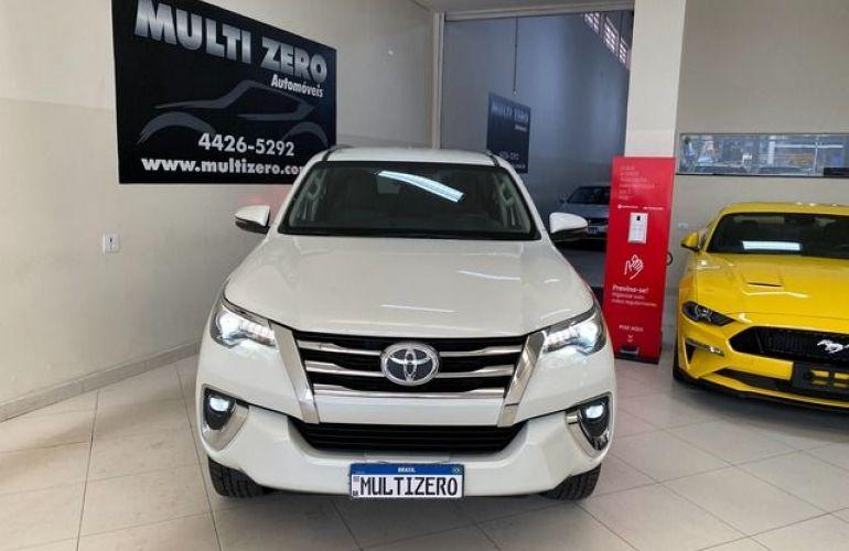 Toyota Hilux Sw4 Srx At 7 Lugares 2.8l 16V Turbo Intercooler - Foto #10