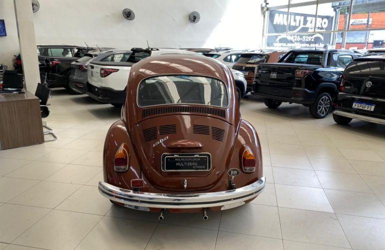 Volkswagen Fusca 1.5 8v - Foto #6