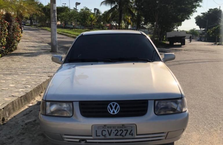 Volkswagen Santana 1.8 MI - Foto #1