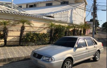 Volkswagen Santana 1.8 MI - Foto #6
