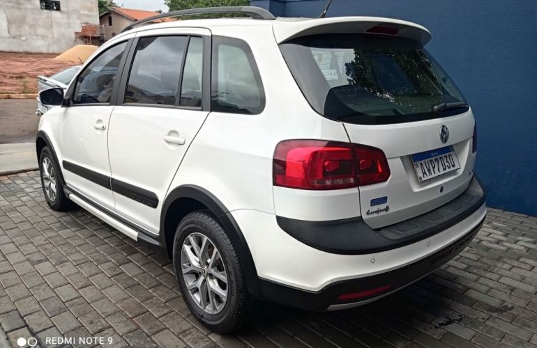 Volkswagen SpaceCross 1.6 16V MSI (Flex) - Foto #5
