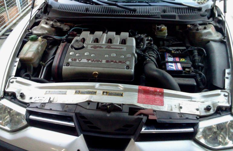 Alfa Romeo 156 TS Sport 2.0 16V - Foto #4