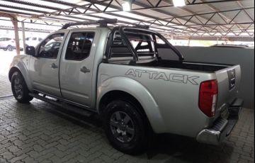 Nissan Frontier 2.5 TD CD SV Attack 4x4 - Foto #4