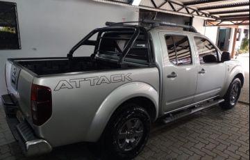 Nissan Frontier 2.5 TD CD SV Attack 4x4 - Foto #5