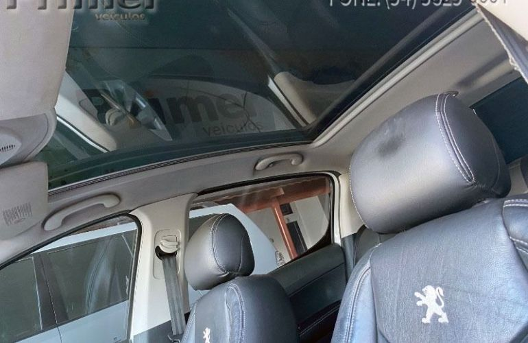 Peugeot 308 Allure 2.0 16v (Flex) - Foto #9