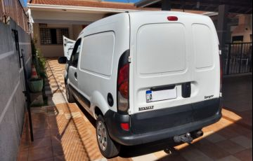 Renault Kangoo Expression 1.6 16V (flex) - Foto #5