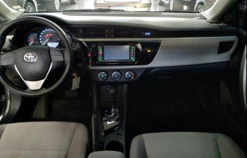 Toyota Corolla 1.8 Dual VVT GLi Multi-Drive (Flex) - Foto #10