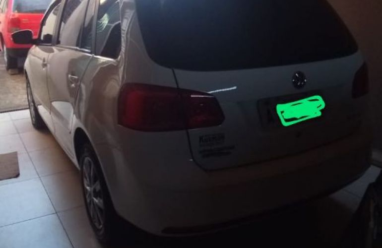 Volkswagen SpaceFox Trend iMotion 1.6 8V (Flex) (Aut) - Foto #2