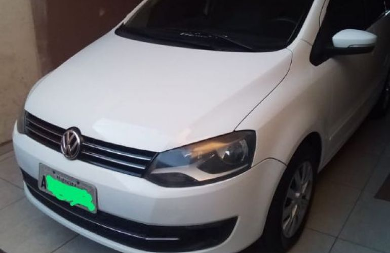 Volkswagen SpaceFox Trend iMotion 1.6 8V (Flex) (Aut) - Foto #3