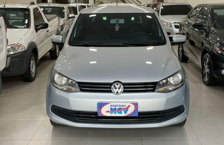 Volkswagen Voyage (G6) 1.6 VHT Total Flex - Foto #2