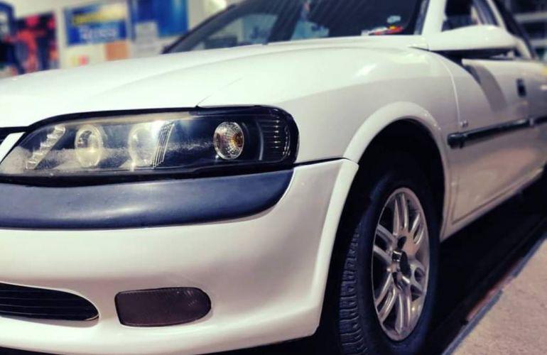 Chevrolet Vectra GL 2.0 MPFi - Foto #4