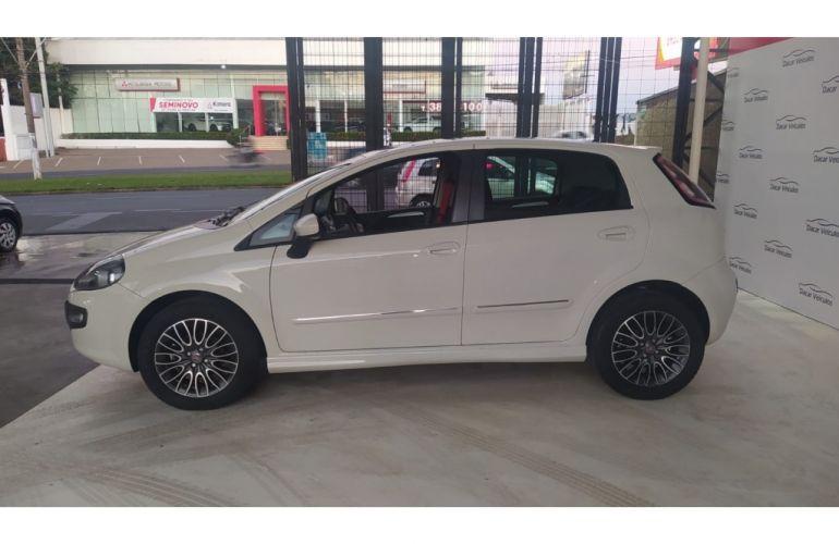 Fiat Punto Sporting 1.8 (Flex) - Foto #5